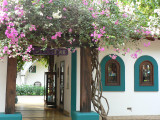 Hotel Eden is in the small town of Troncones, on Manzanillo Bay