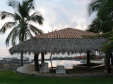 We also stayed at this hotel in Troncones