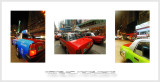 Taxis of Hong Kong