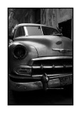 Chevrolet Bel Air 1952, La Habana