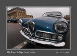 ALFA ROMEO Giulietta Sprint Veloce Vincennes - France