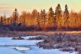 Freezing Brassils Creek 03416