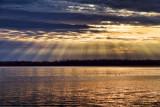 Sunset Sunrays 09343