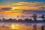 Misty Sunrise 20110521