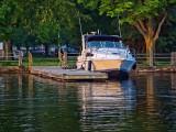Docked Boat DSCF01932