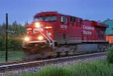 Oncoming Canadian Pacific 10569