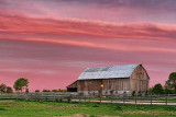 Barn At Sunrise 20110613