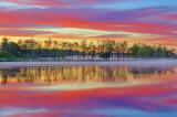 Irish Creek At Sunrise 20110803