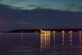 Sturgeon Lake At Night 14470