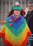 Rainbow Poncho DSCF03309