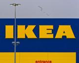 Geese Over IKEA DSCF03589-90