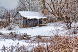 Rustic Shed 21651