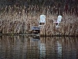 Chairs On A Dock DSCF04129