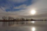 Moonlit Rideau Canal 22964-7