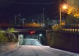 Chambers Street Subway 20120425