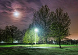 Park At Night 20120509