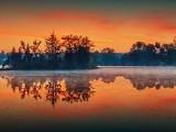 Rideau Canal Sunrise 20120523
