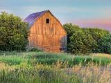 Barn At Sunrise 20120617