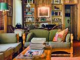 Cottage Living Room 01433