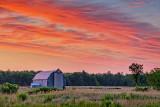 Barn At Sunrise 20120719