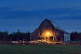 Barn At First Light 20120822