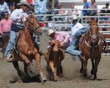 Steer Wrestling 4