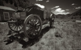 Miner's Wagon