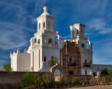 Mission San Xavier del Bac III