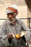 One Egyptian pound for one sweet potato