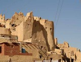 Siwa Oasis the old town Shali