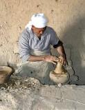 Potter in Al Qasr