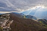 north fork mountain, april 2011