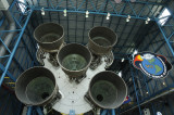 First Stage of the Saturn V rocket
