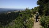 Hiking the Bay Area Ridge Trail