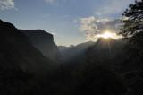 Yosemite Sunrise from the Pohono Trail