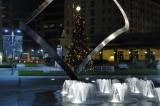 The Cupertino Christmas Tree