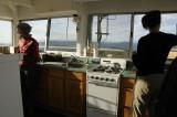 Inside the Schoolhouse Peak Lookout