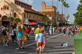 Hollywood Studios: downtown main street