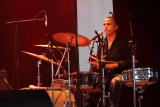 Le batteur de Marion Rouxin