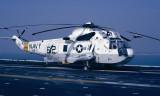 USS AMERICA CV66 STOKES BAY UK 26 SEPTEMBER 1985
