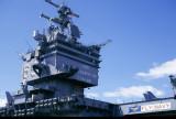 USS ENTERPRISE CVN65 SEATTLE SEAPORT USA 31 JULY 1987