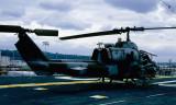 USS  BELLEAU  WOOD LHA3 SEATTLE SEAPORT 06 AUGUST 1988
