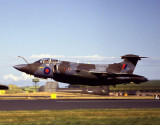 RAF LOSSIEMOUTH 12 SQUADRON DISBANDMENT 20 SEPTEMBER 1993