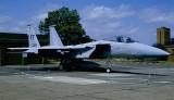 RAF WADDINGTON UK TACTICAL FIGTER MEET AUGUST 1986