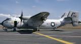 GRUMMAN C-2A GREYHOUND PHOTOS