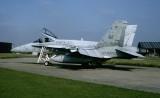 VMFA321 AT RAF MANSTON  AUGUST 1996