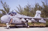 NAS KEY WEST /  BOCHA CHICA  FL AIRSHOW 27 OCTOBER 1988