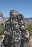 Station IIX: Jesus Meets the Women of Jerusalem