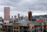 A cloudy afternoon in PDX