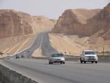 Tuwaiq Hill, Riyadh, Saudi Arabia